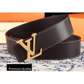 Louis Vuitton Width 4cm LV Initiales Belt LV21 (senjia-20081021)