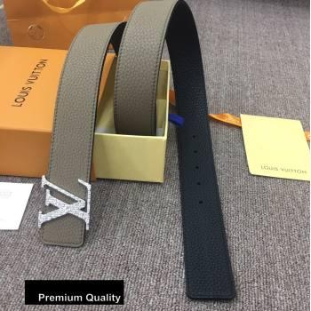 Louis Vuitton Width 4cm LV Initiales Belt LV24 (senjia-20081024)