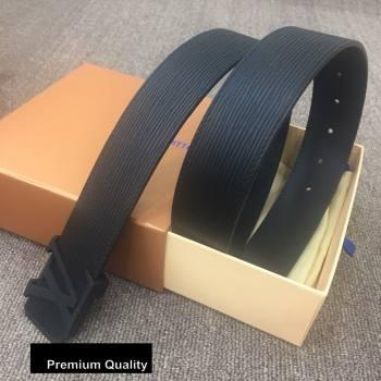 Louis Vuitton Width 4cm LV Initiales Belt LV27 (senjia-20081027)