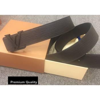 Louis Vuitton Width 4cm LV Initiales Belt LV28 (senjia-20081028)