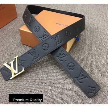 Louis Vuitton Width 3.8cm LV Initiales Belt LV31 (senjia-20081031)