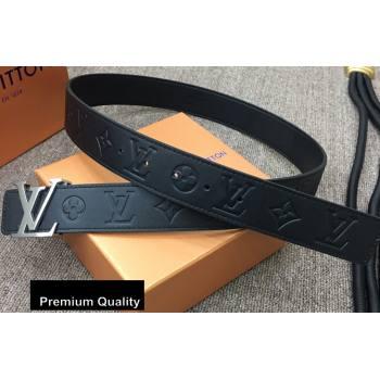 Louis Vuitton Width 3.8cm LV Initiales Belt LV32 (senjia-20081032)