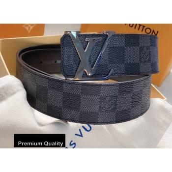 Louis Vuitton Width 4cm LV Initiales Belt LV40 (senjia-20081040)