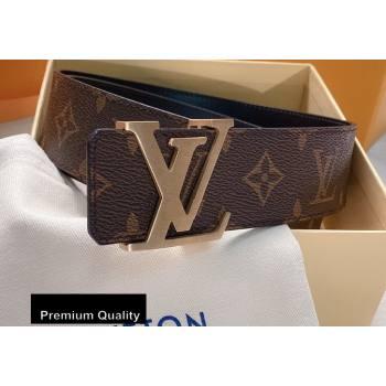 Louis Vuitton Width 4cm LV Initiales Belt LV41 (senjia-20081041)