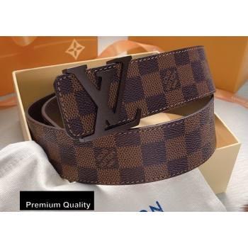 Louis Vuitton Width 4cm LV Initiales Belt LV42 (senjia-20081042)