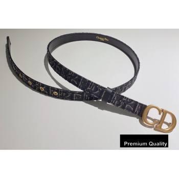Dior Width 2cm Belt D12 (senjia-200812d12)
