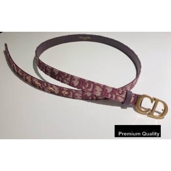 Dior Width 2cm Belt D14 (senjia-200812d14)