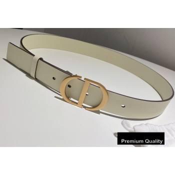 Dior Width 3cm Belt D18 (senjia-200812d18)