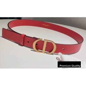 Dior Width 3cm Belt D19 (senjia-200812d19)