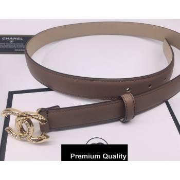 Chanel Width 2.5cm Belt CH07 (senjia-20081178)