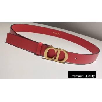 Dior Width 3cm Belt D24 (senjia-200812d24)