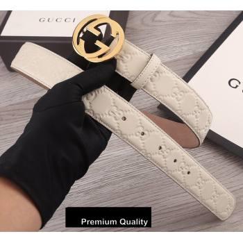 Gucci Width 3.5cm/3.8cm Belt G61 (senjia-20081161)
