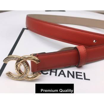 Chanel Width 2.5cm Belt CH09 (senjia-20081180)