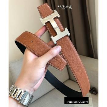 Hermes Width 3.8cm Belt H17 (senjia-20081242)