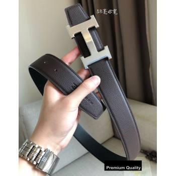 Hermes Width 3.8cm Belt H20 (senjia-20081245)