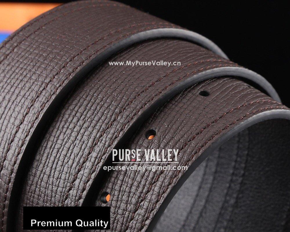 Louis Vuitton Width 4cm LV Initiales Belt LV06 (senjia-20081006)