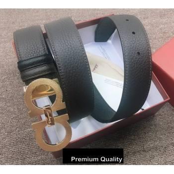 Ferragamo Width 3.4cm Belt FERRA13 (senjia-20081213)