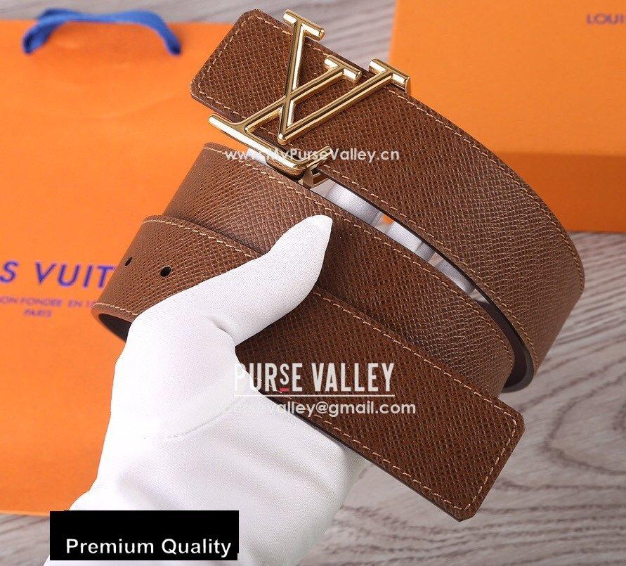 Louis Vuitton Width 4cm LV Initiales Belt LV08 (senjia-20081008)