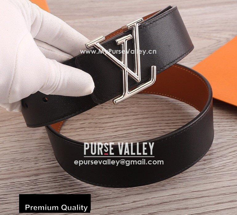 Louis Vuitton Width 4cm LV Initiales Belt LV11 (senjia-20081011)