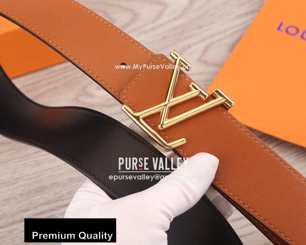 Louis Vuitton Width 4cm LV Initiales Belt LV10 (senjia-20081010)
