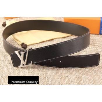 Louis Vuitton Width 4cm LV Initiales Belt LV15 (senjia-20081015)