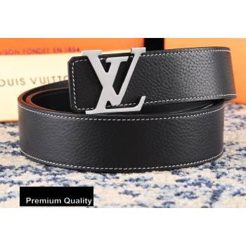 Louis Vuitton Width 4cm LV Initiales Belt LV20 (senjia-20081020)