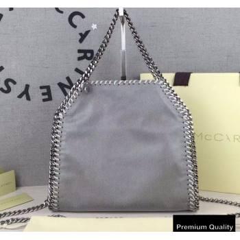 Stella Mccartney Falabella Mini Tote Bag Gray (weijian-20082521)