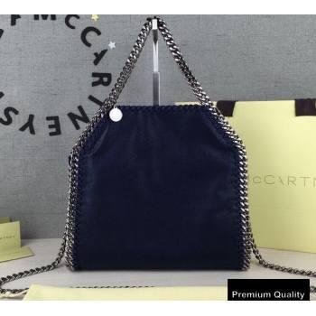 Stella Mccartney Falabella Mini Tote Bag Navy Blue (weijian-20082518)
