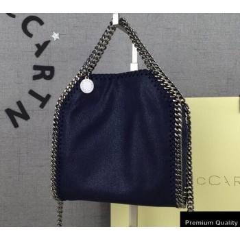 Stella Mccartney Falabella Tiny Tote Bag Navy Blue (weijian-20082535)