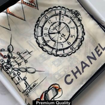 Chanel Scarf 90x90cm 08 2020 (weinisi-200926722)