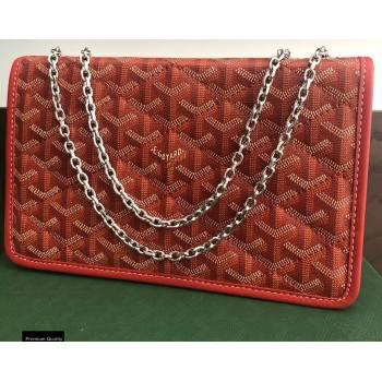 Goyard Alexandre III Bag Red (laimeng-20120408)