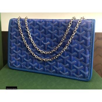 Goyard Alexandre III Bag Blue (laimeng-20120403)