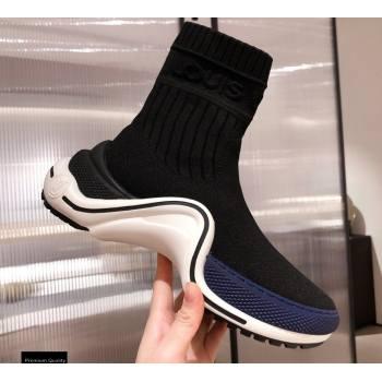 Louis Vuitton Stretch Textile LV Archlight Sneakers Boots 02 2020 (kaola-20121226)