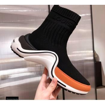 Louis Vuitton Stretch Textile LV Archlight Sneakers Boots 03 2020 (kaola-20121227)