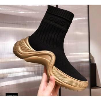Louis Vuitton Stretch Textile LV Archlight Sneakers Boots 05 2020 (kaola-20121229)