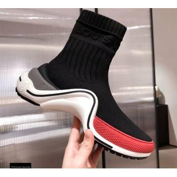Louis Vuitton Stretch Textile LV Archlight Sneakers Boots 04 2020 (kaola-20121228)