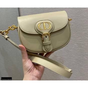 Dior Small Bobby Bag in Box Calfskin Beige 2020 (vivi-20121503)