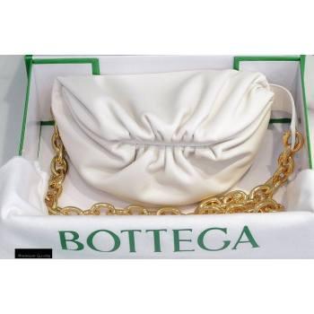 Bottega Veneta Nappa The Mini Pouch Bag White (misu-20121880)
