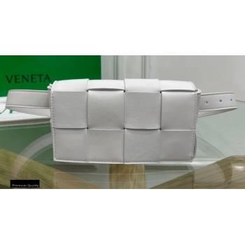 Bottega Veneta Nappa The Belt Cassette Bag White (misu-20121864)