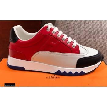 Hermes Trail Sneakers in Calfskin 06 2021 (kaola-21012617)