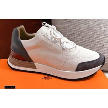 Hermes Buster Sneakers 23 2021 (kaola-21012645)