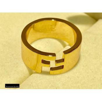 Fendi Ring 04 2021 (YF-210114d66)