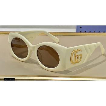 Gucci GG0810 Sunglasses 03 2021 (shishang-21022513)