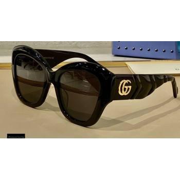 Gucci GG0808 Sunglasses 01 2021 (shishang-21022501)