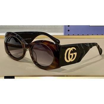 Gucci GG0810 Sunglasses 02 2021 (shishang-21022512)