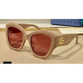 Gucci GG0808 Sunglasses 05 2021 (shishang-21022505)