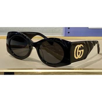Gucci GG0810 Sunglasses 01 2021 (shishang-21022511)