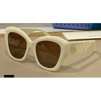 Gucci GG0808 Sunglasses 03 2021 (shishang-21022503)