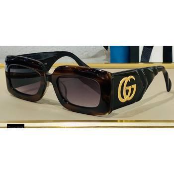 Gucci GG0811 Sunglasses 02 2021 (shishang-21022507)
