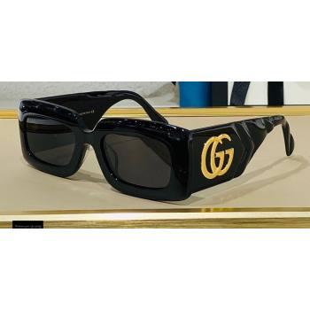 Gucci GG0811 Sunglasses 01 2021 (shishang-21022506)